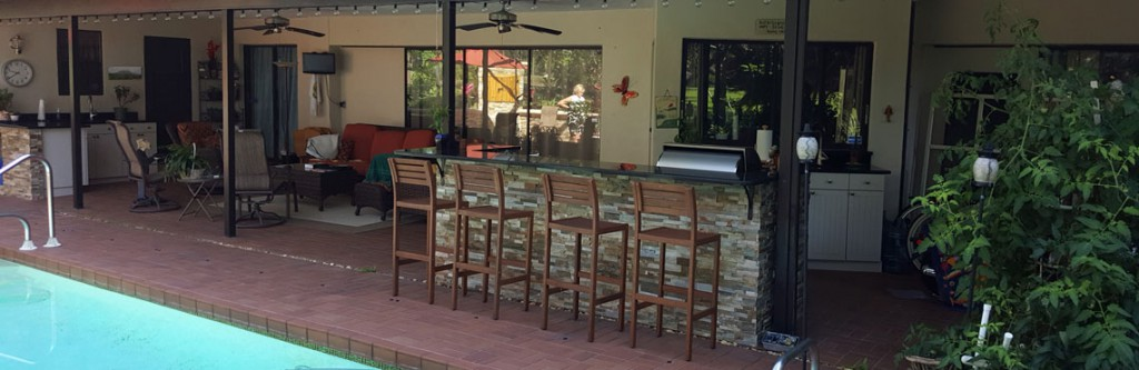 Outdoor Kitchens Fire Pits Grills In Tampa Bay Largo